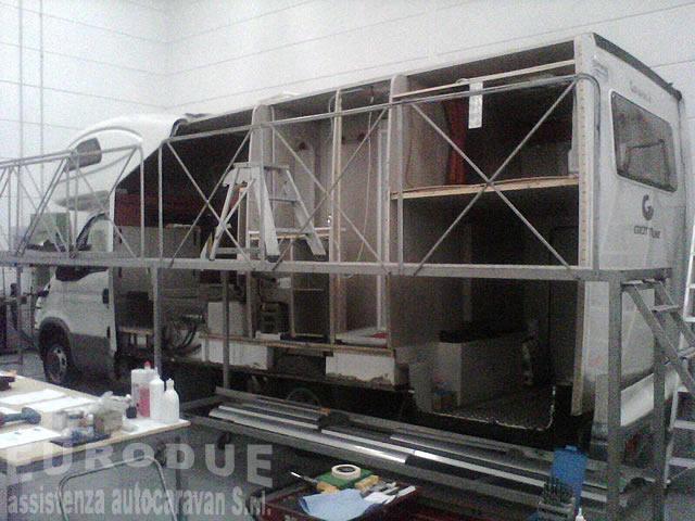 Cabina Bagno Per Camper : Riparazioni camper caravan autocaravan roulottes eurodue s.r.l.