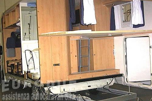 Riparazioni Camper Caravan Autocaravan Roulottes Eurodue S R L